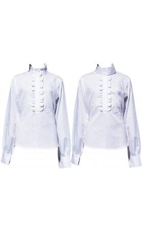 HH Wedstr.blouse 'Dobby'...