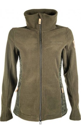 Lauria Garrelli fleece jas...