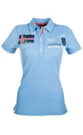 HKM Pro-Team Polo, middenblauw
