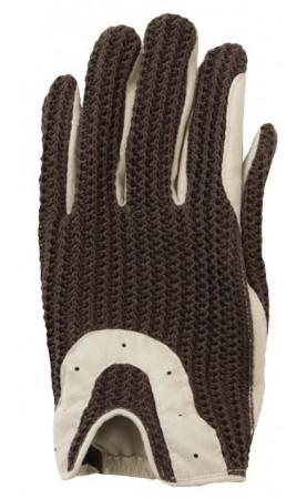 ELT Crochet rijhandschoen,...