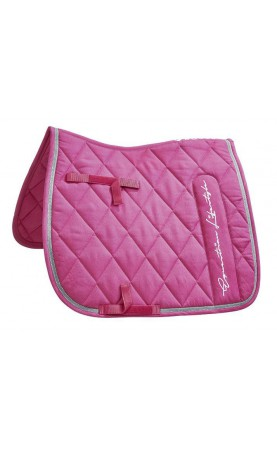 Busse zadeldek Oldenburg, pink