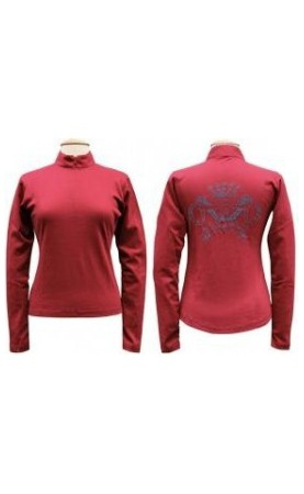 HH Classic shirt, Bordo