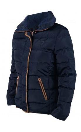 Horka jas Adora, donkerblauw