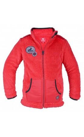 Red Horse Fluffy vest,...