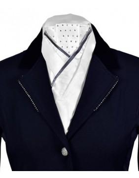 Plastrons, stropdassen en haarstrikken
